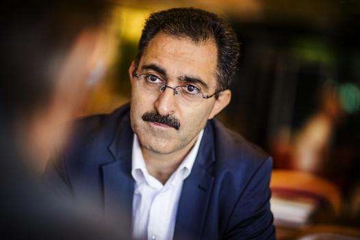Annu en journalist gripen i turkiet