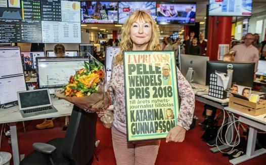 Stora journalistpriset prisar arets rost