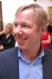 """7 maj, 2012   Språktidningens chefredaktör Patrik Hadenius blir hedersdoktor vid Göteborgs universitet. """"Detta är ett pris till populariseringen av ... - patrik-hadenius-dsc0010"""