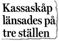 Källa: Länstidningen Östersund