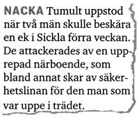 Källa: Nacka Värmdö Posten